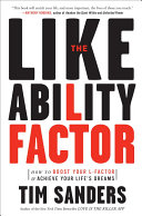 Pdf The Likeability Factor