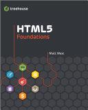 HTML5 Foundations