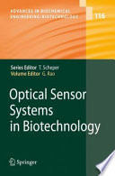 Optical Sensor Systems In Biotechnology Book PDF