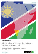 The Kingdom of God and the Christian Community in Rehoboth Pdf/ePub eBook