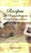 Recipes and Remembrances/