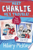 Charlie and the Rocket Boy and Charlie and the Great Escape Book