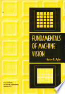 Fundamentals of Machine Vision Book