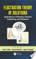 Fluctuation Theory of Solutions Book
