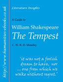 William Shakespeare: 'The Tempest'