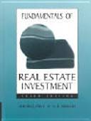 Fundamentals of Real Estate Investments Book