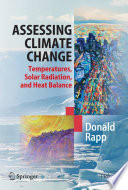 Assessing Climate Change Book PDF