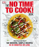 The No Time to Cook! Book Pdf/ePub eBook
