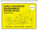 Early Childhood Environment Rating Scale, Third Edition