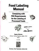 Food Labeling Manual