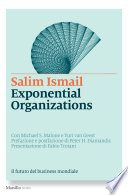 Exponential Organizations Book