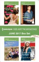 Harlequin Heartwarming June 2017 Box Set