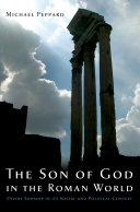 The Son of God in the Roman World