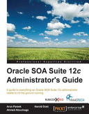 Oracle SOA Suite 12c Administrator's Guide [Pdf/ePub] eBook