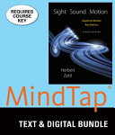 Sight  Sound  Motion   Lms Integrated for Mindtap Radio Television   Film  1 Term   6 Months Access Card