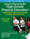 Lesson Planning for High School Physical Education Book