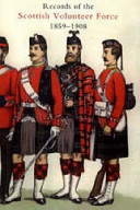 Records of the Scottish Volunteer Force