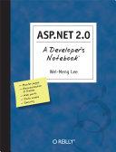 ASP NET 2 0  A Developer s Notebook
