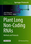 Plant Long Non Coding RNAs Book