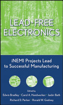 Lead-Free Electronics: iNEMI Projects Lead to Successful ...