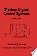 Modern Digital Control Systems Book PDF