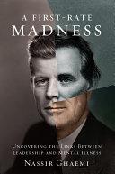 A First-Rate Madness [Pdf/ePub] eBook