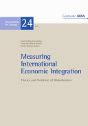 Measuring International Economic Intergration