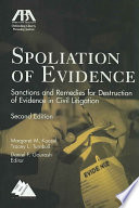 Spoliation of Evidence