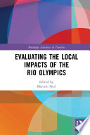 Evaluating the Local Impacts of the Rio Olympics Book