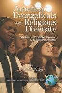 American Evangelicals and Religious Diversity
