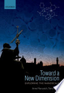 Toward A New Dimension Book PDF