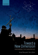 Toward a New Dimension