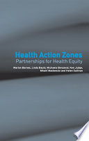 Health Action Zones