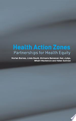 Download Health Action Zones Free Books - Read Books