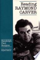 Reading Raymond Carver Book