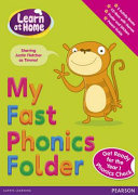 Learn at Home  My Fast Phonics Folder Pack