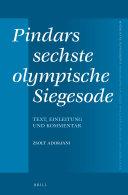 Pindars sechste olympische Siegesode