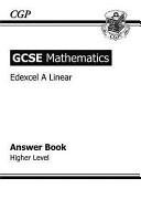 GCSE Mathematics Edexcel a Linear