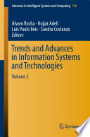 """Trends and Advances in Information Systems and Technologies: Volume 2"" by Álvaro Rocha, Hojjat Adeli, Luís Paulo Reis, Sandra Costanzo"