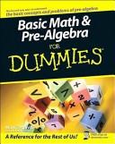 Basic Math   Pre Algebra FOR DUMmIES