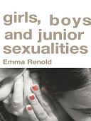 Girls, Boys and Junior Sexualities Pdf/ePub eBook