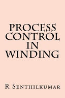 Process Control in Winding Book
