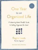 One Year to an Organized Life [Pdf/ePub] eBook
