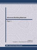 Advanced Building Materials Pdf/ePub eBook