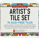 Studio Series Artist s Tile Set  White