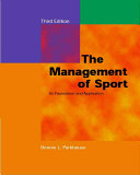 The Management of Sport