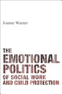 Pdf The emotional politics of social work and child protection