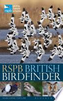 RSPB British Birdfinder Book PDF