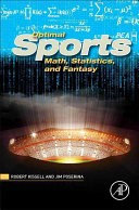 Optimal Sports Math  Statistics  and Fantasy Book