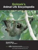 Grzimek's Animal Life Encyclopedia, 2nd Ed, Thomson-Gale Group, 2004